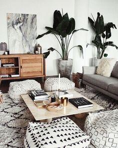 Urban Boho Chic Interior Designing Boho Living Room Small
