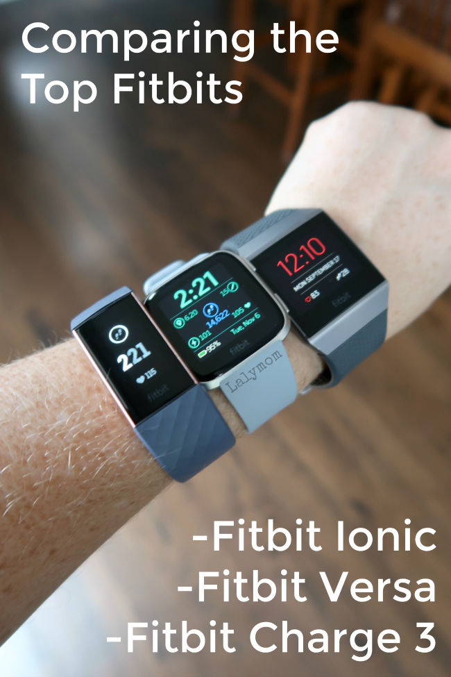Looking for a new Fitbit for you or for a gift? Check out this guide to the popular Fitbits. Compare...