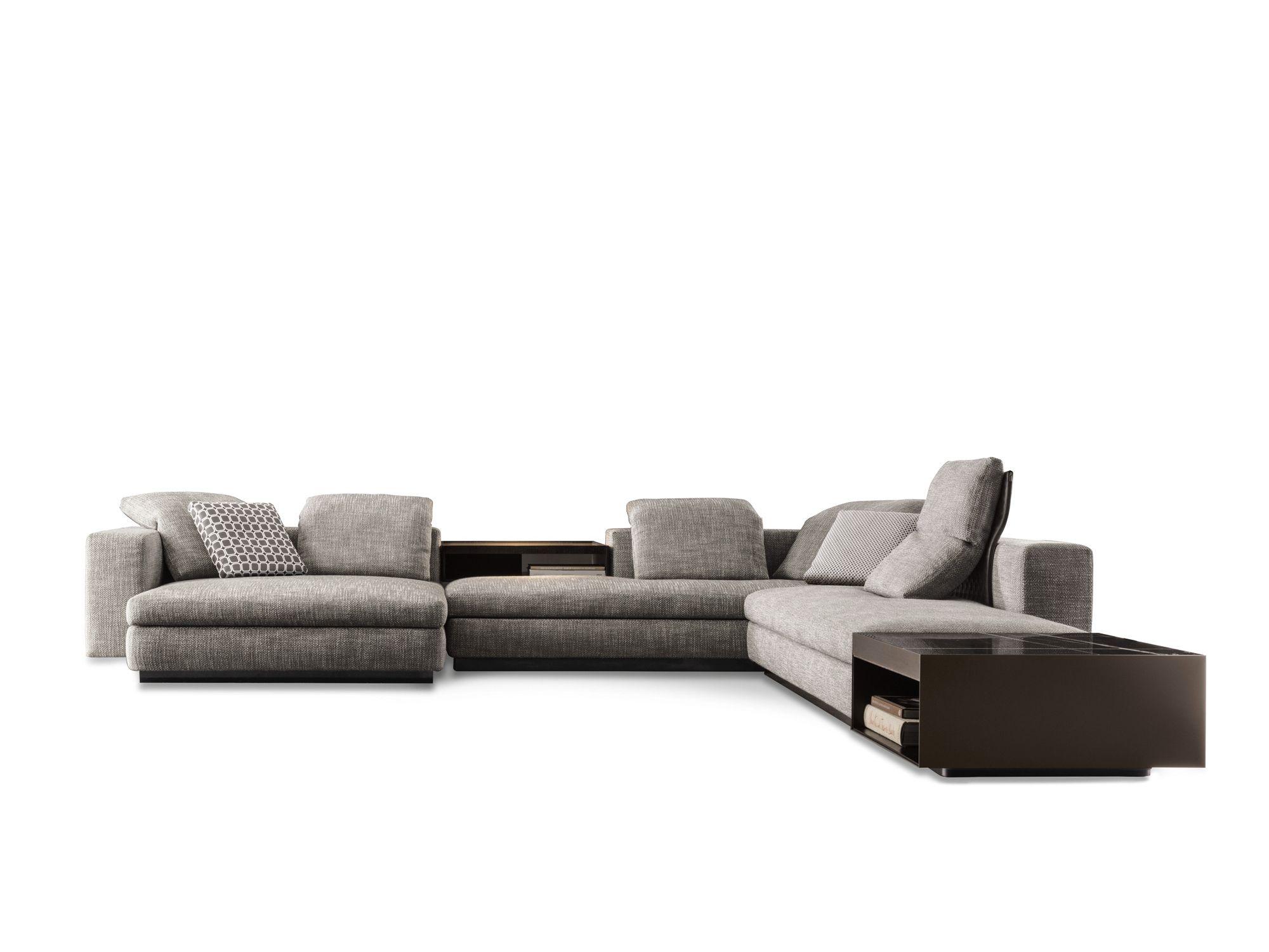 minotti sofa: yang