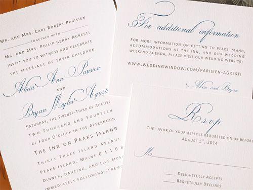 Thank you, Wedding Window! DIY Wedding Invitations using Microsoft Word.