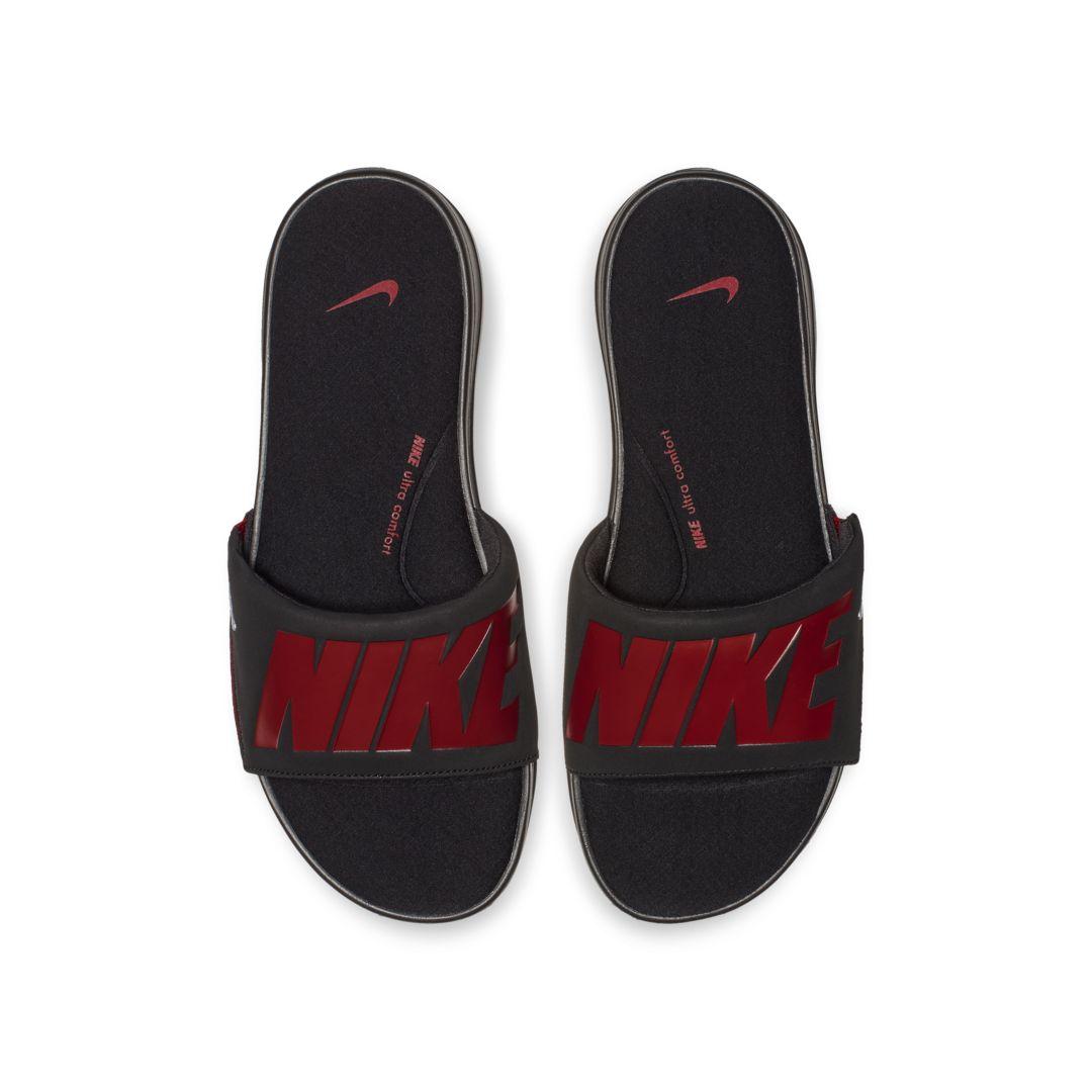 90a18573b Nike Ultra Comfort 3 Men s Slide Size 10 (Black)