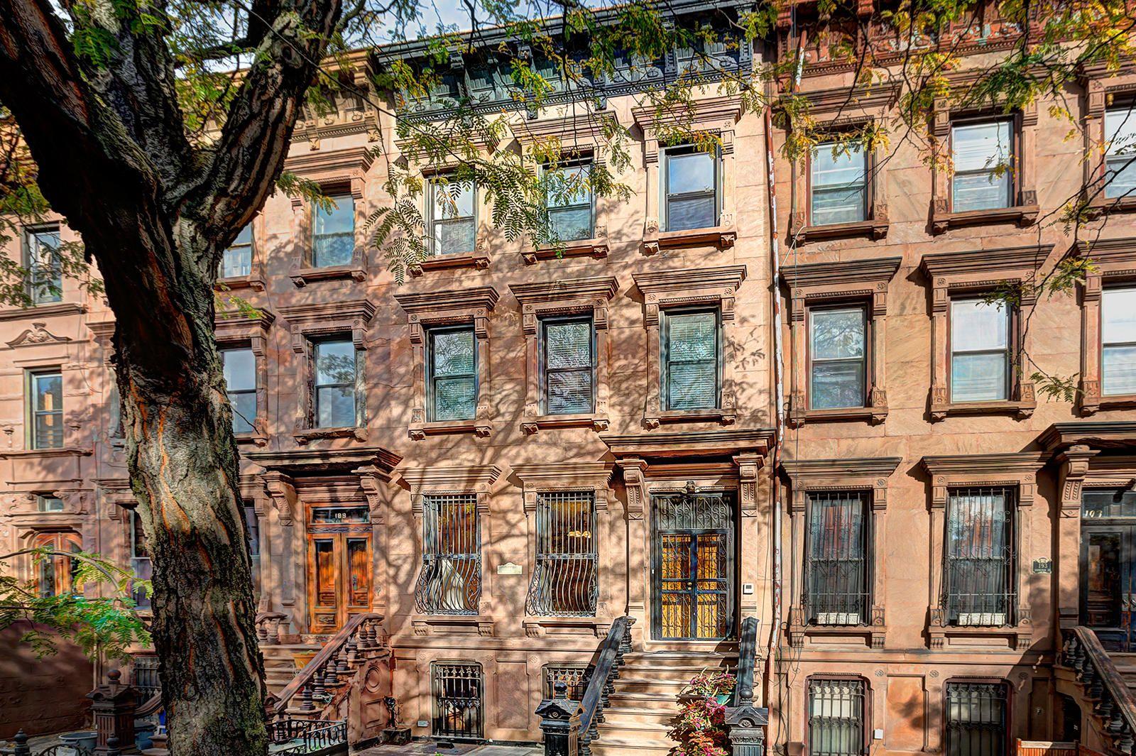 191 Hancock Street Brooklyn Ny Brooklyn Classic Building Bedford Stuyvesant