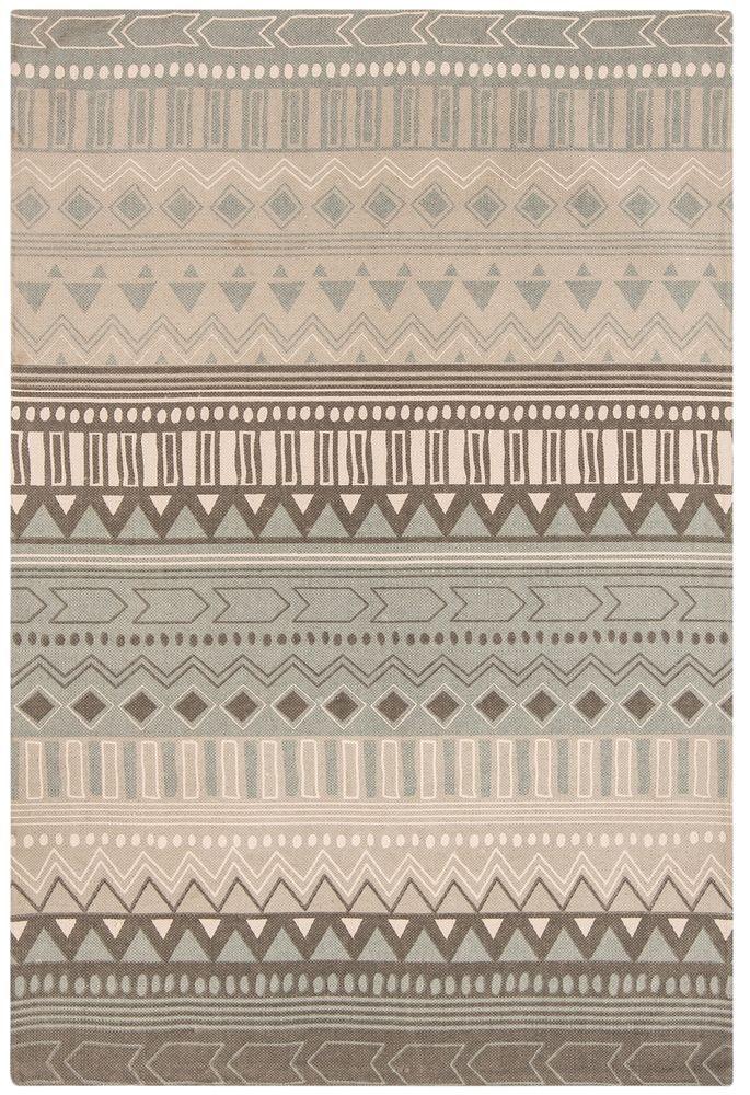 Teppich Modernes Design Onix Tribal Rug Baumwolle E103302 Wohndesign