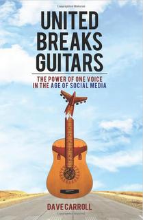 United breaks guitars book