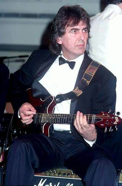 The Last George S Appearance On A British Stage Nov 29 1992