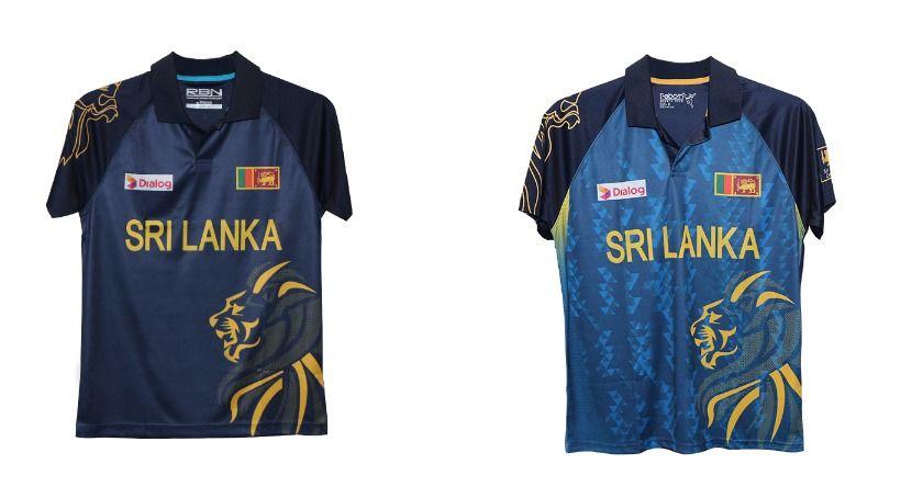 b327a06885d Sri Lanka Cricket Jersey - 2017 by Dialog Axiata Reborn new free post  dri-fit  Reborn