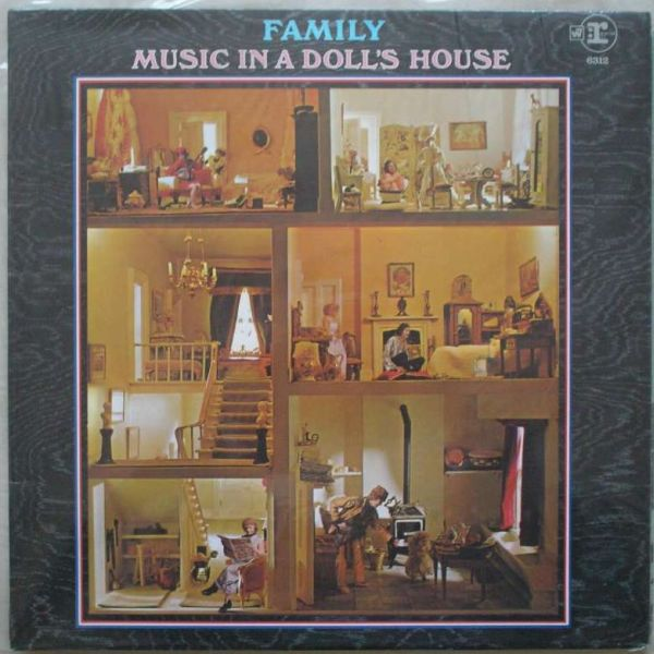 Language In 45 And 47 Stella Street: Music In A Doll's House (Vinyl, LP, Album) At