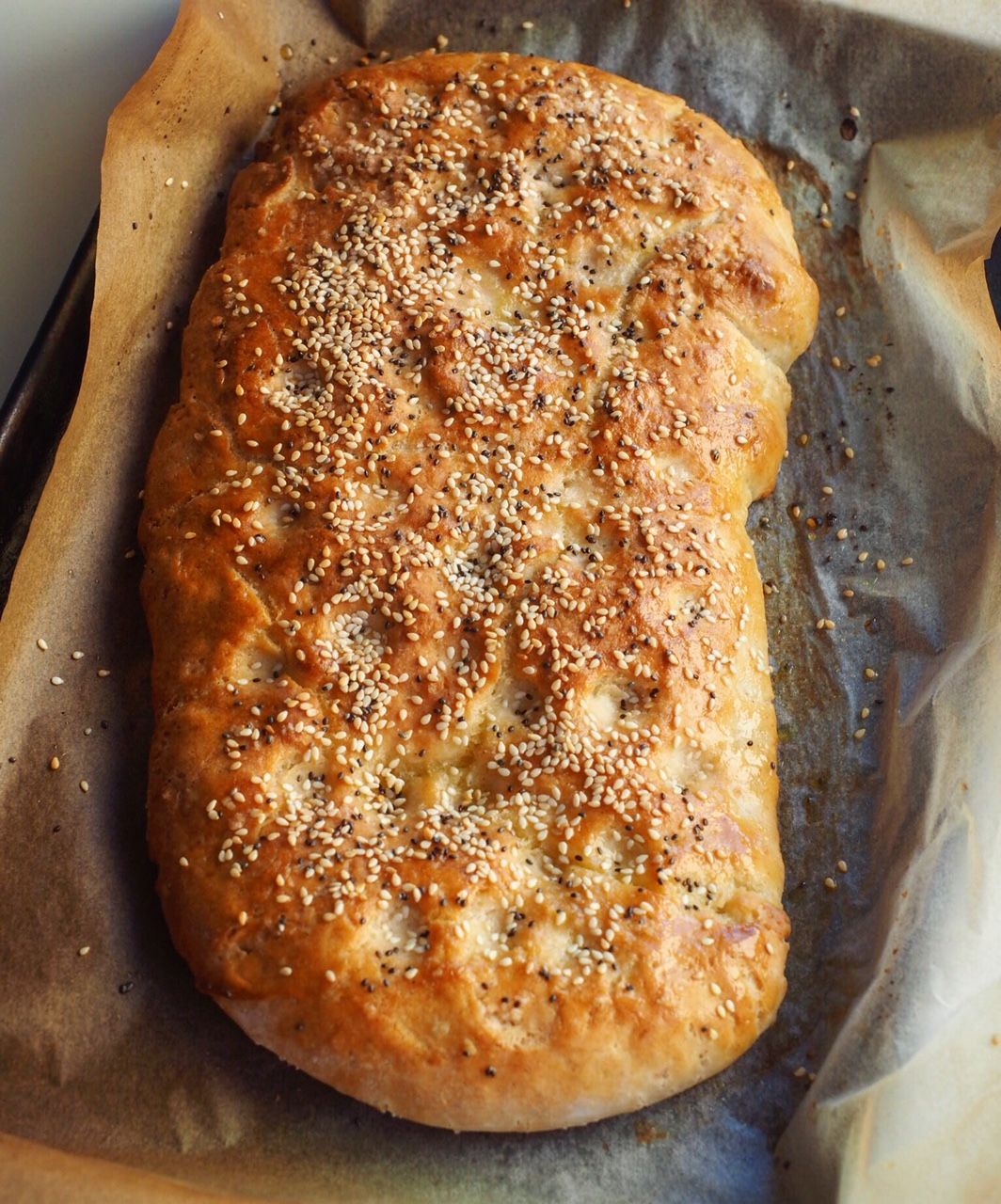 Gluten Free Turkish Bread Pide Almond Recipes Ginger Cookie Recipes Bread Baking