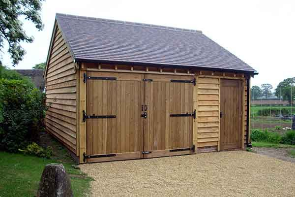 Oak Garages | OakCraft | A Name Synonymous with Quality