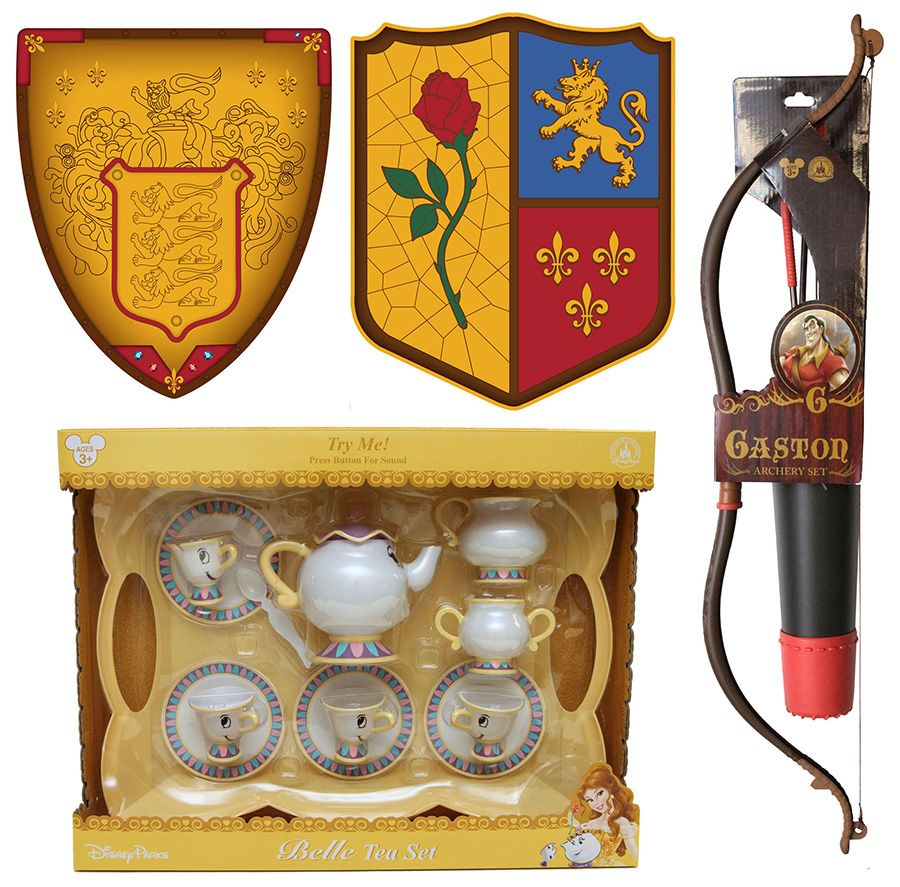 Image result for beauty and the beast merchandise