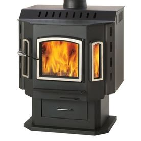 Drolet 2000 Sq Ft Wood Stove With Images Wood Stove High Efficiency Wood Stove Wood Pellet Stoves