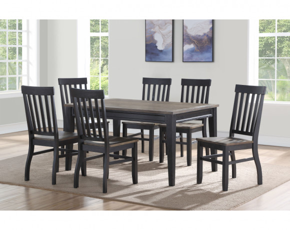 Raven Noir Dining Table Collection Casual Dining Sets Dining