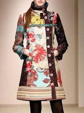 3d82ba94797bc Desigual vestidos y abrigos originales - Tendenzias.com