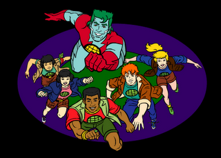 Captain Planet And The Planeteers Captain Planet Movie Cartoon Old School Cartoons