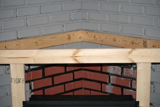 17 best images about Corner Fireplace on Pinterest In the corner