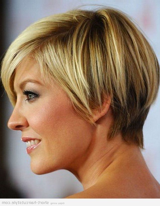 Most Trendy Short Hairstyles For Women Over 50 With Fine Hair Short