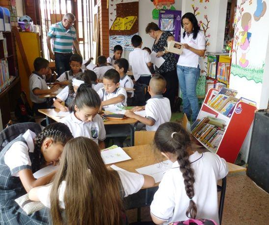 Clases de español, se dictan en la biblioteca pública de Dosquebradas