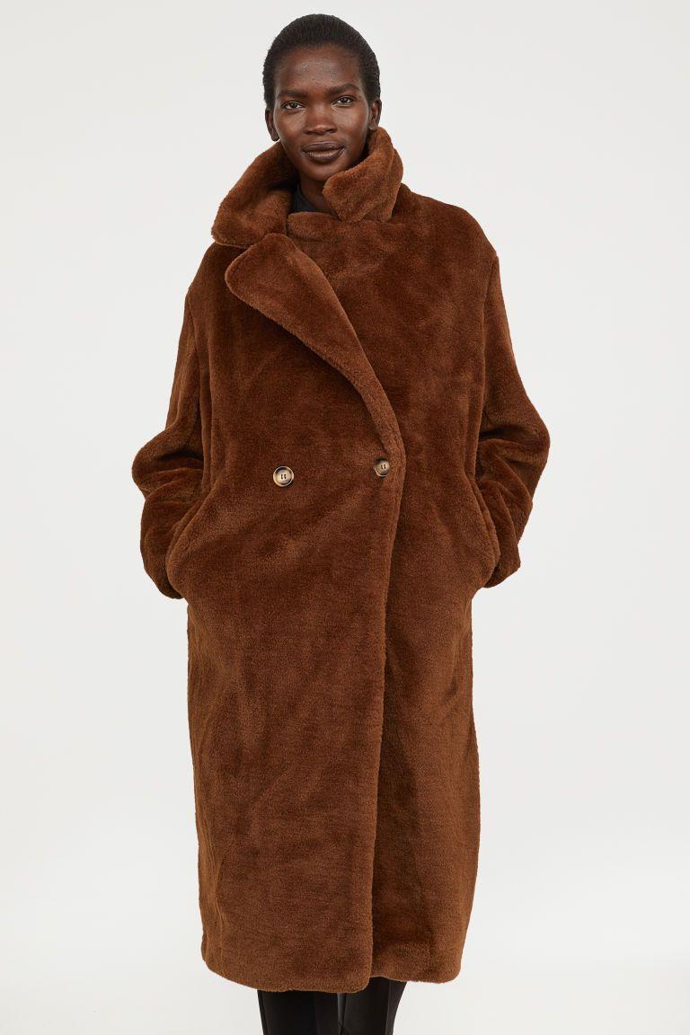Coat Fur In In Faux Coat Faux 2019OutfitBrown Fur 2019OutfitBrown Faux Fur In Coat BEdWQxerCo