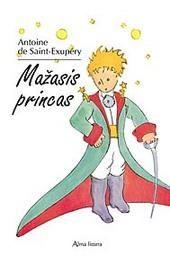 Mazasis Princas The Little Prince Books My Books