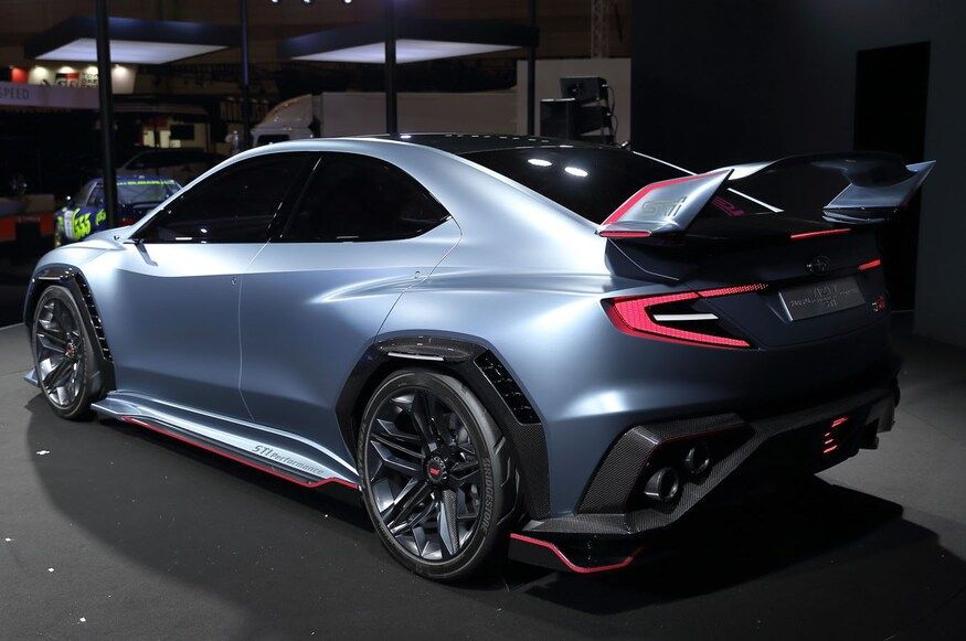 Report Next Subaru Wrx Sti To Have 400 Hp And Amg Inspiration Subaru Wrx Subaru Hatchback Wrx
