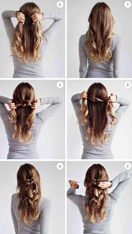 Les meilleures idées de coiffures faciles et chics pour le