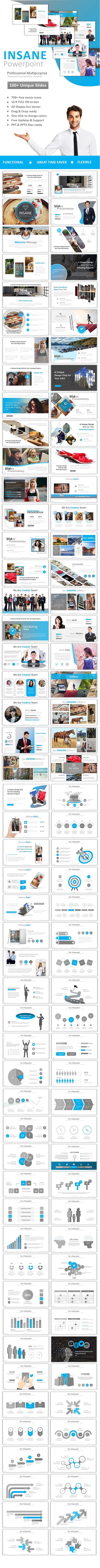 insane modern powerpoint business powerpoint templates