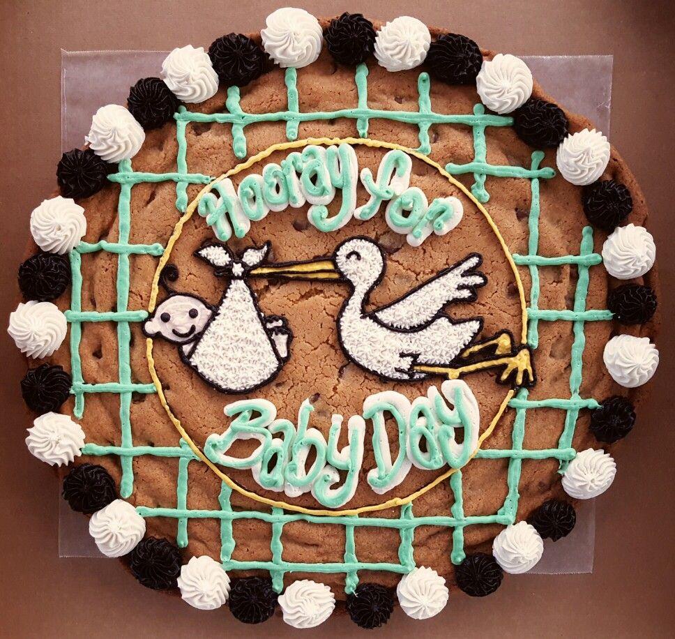 Baby shower cookie cake chocolate cake cookies baby