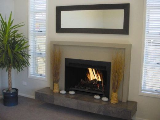 Fireplaces by Warmington. Outdoor Fireplaces Gas Wood Open Outdoor ...