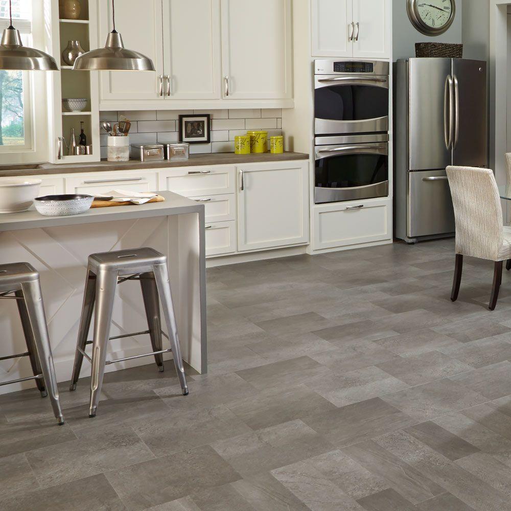 Mannington Adura Luxury Vinyl Tile Flooring Kitchen Flooring Luxury Vinyl Tile Kitchen Floor Tile