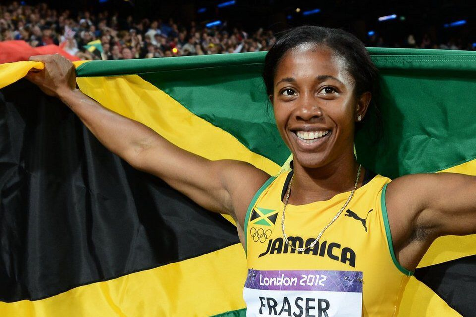 Sy-Ann Fraser-Pryce | Beautiful! When words just are not ...