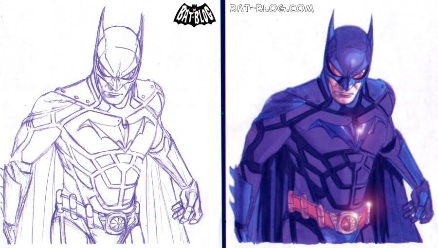 Bat man suit blueprint pictures new batman bat suit design by bat man suit blueprint pictures new batman bat suit design by brohawk malvernweather Gallery