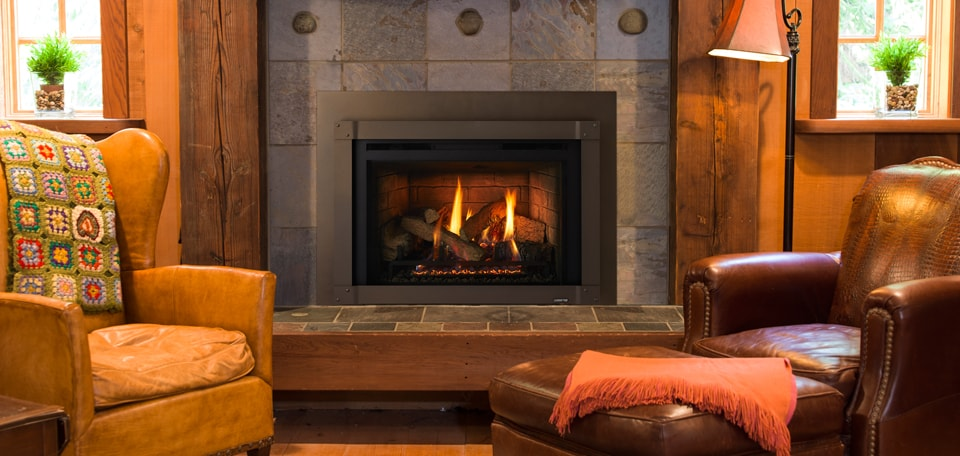 Gas Burning Fireplace Inserts A Value And Immediately Enjoyable
