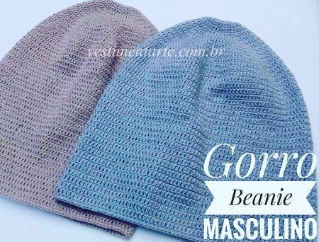 Post novo para apresentar mais um Lançamento de Inverno 2018 da loja  o  Gorro Beanie 1013cfb60eb