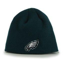 Philadelphia Eagles  47 Brand Beanie Cuffless Knit Cap ... 3378c30b3b66