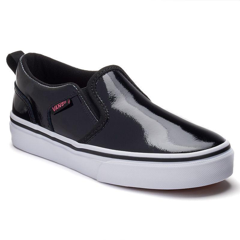 childrens vans shoes slip on 12
