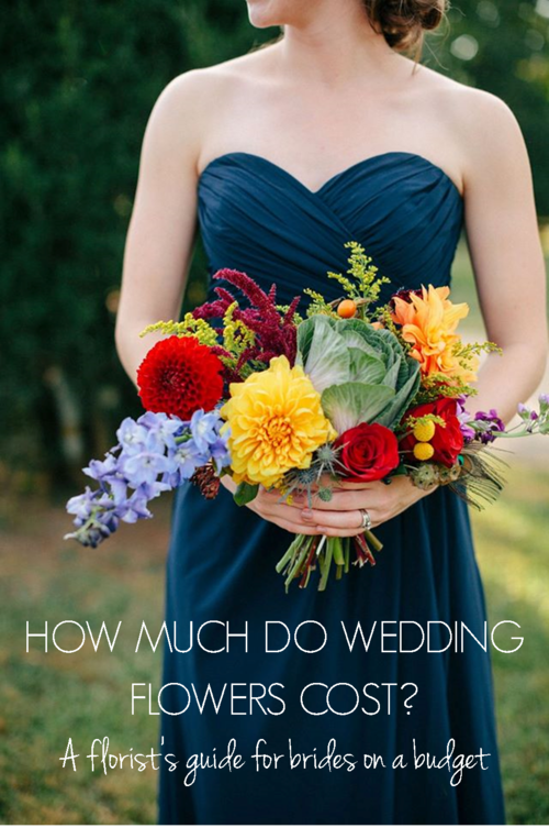 Helpful insider budget breakdown on your wedding flowers photo by how much do wedding flowers cost a florists guide for brides on a budget photo by jessica mae photography junglespirit Images