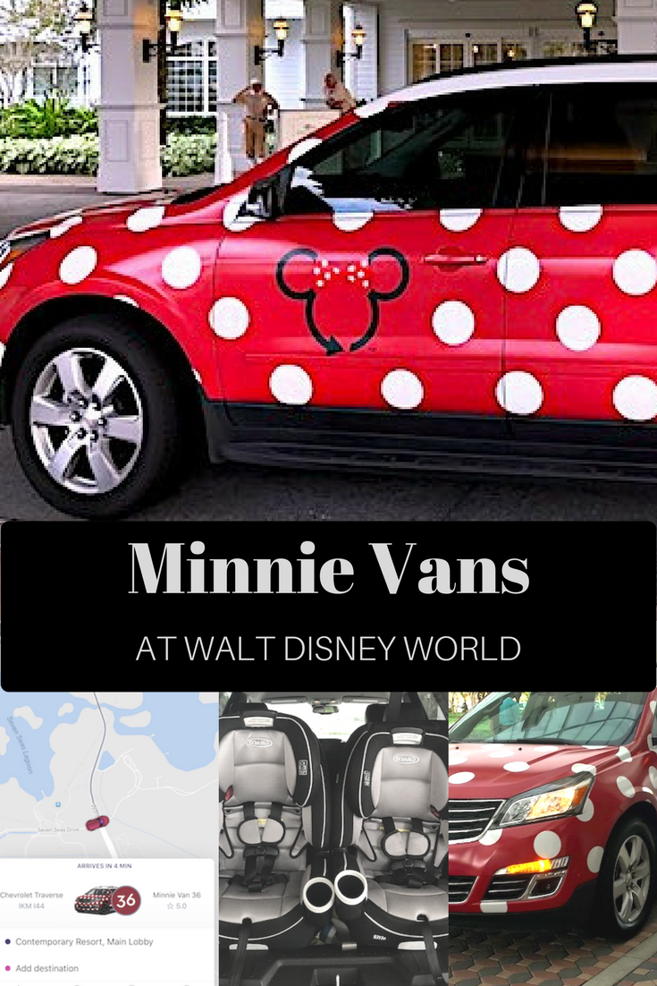 5 Reasons To Use Disney's Minnie Van Service Disney blog