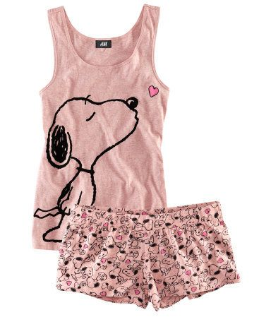 Girls in pajama ass — 11
