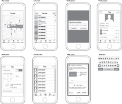 Illustrator template for iPhone design (via User Centred)