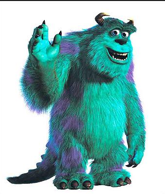 Sullivan From Monster Inc Personajes De Monster Inc Personajes De Monsters Inc Imagenes Monster Inc
