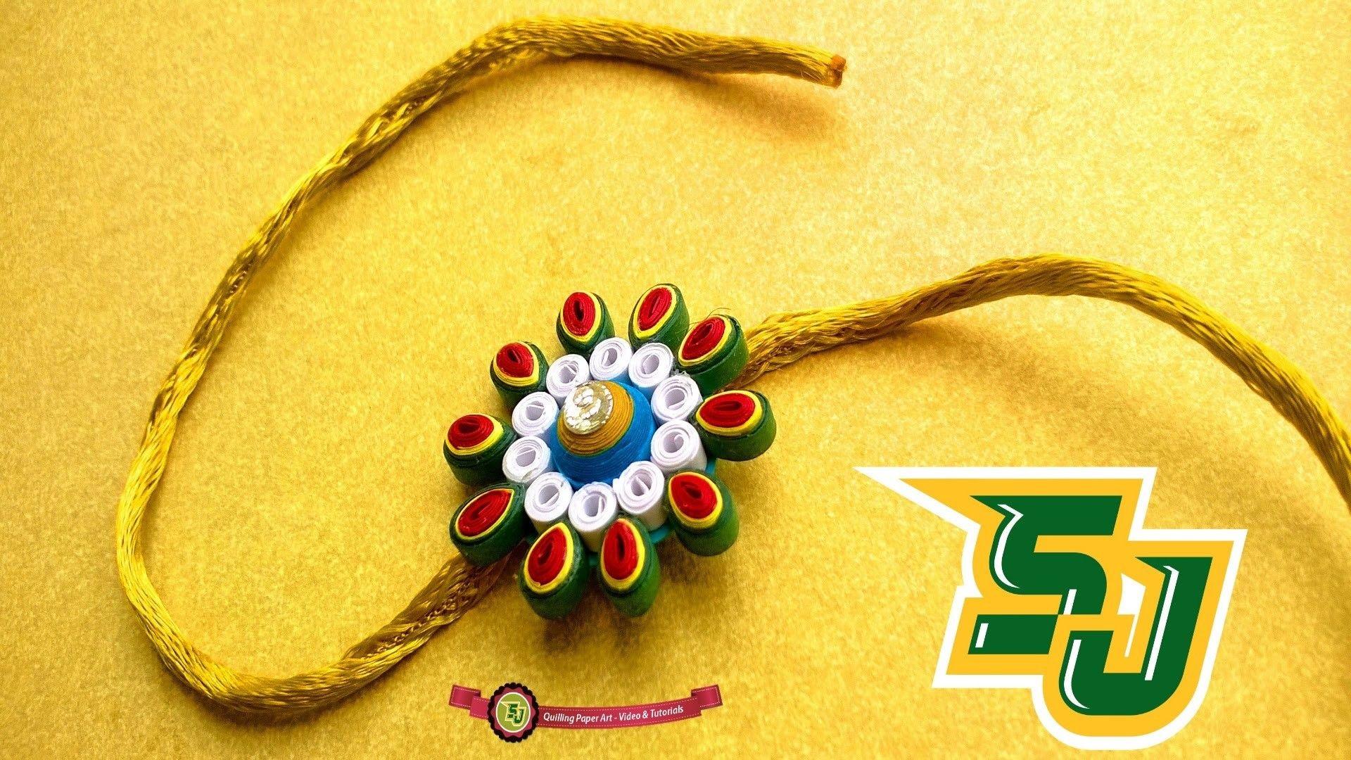"""Photo of Art & Craft: How to make Raksha Bandhan Special """"Rakhi"""" using Pap"""