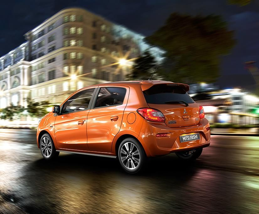 Mitsubishi Space Star My16 Fwtografies Voiture