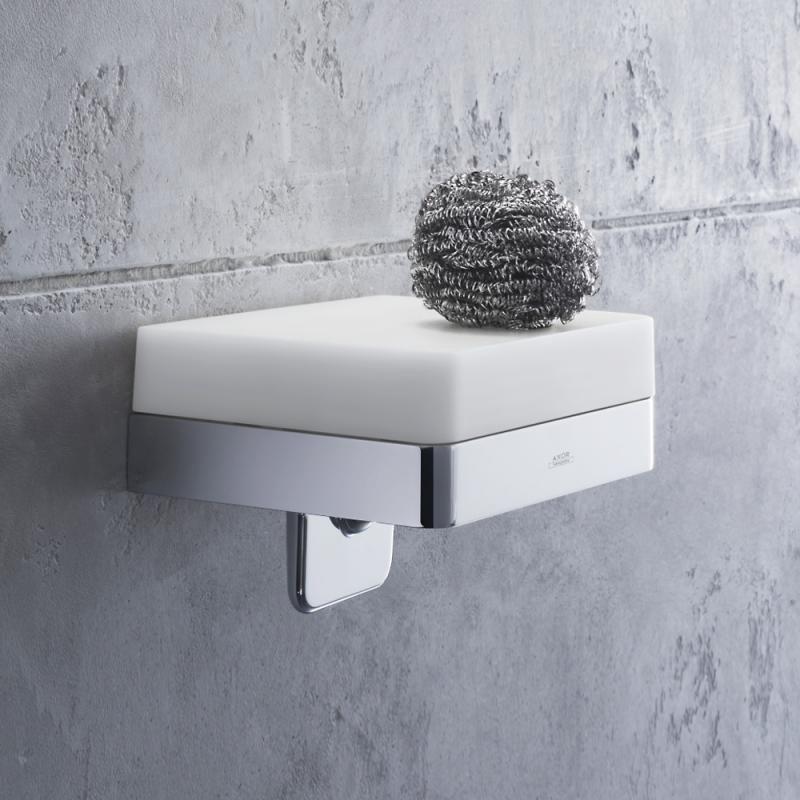 funktionalitt und sthetik vereint holen sie sich mit dem flssigseifenspender axor universal - Hansgrohe Wasserfall Dusche