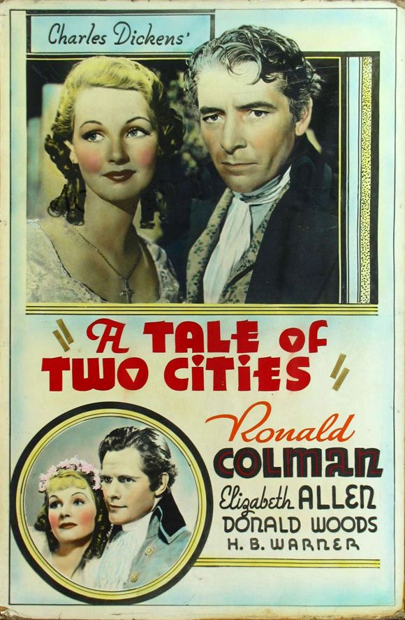 best tale of two cities movie