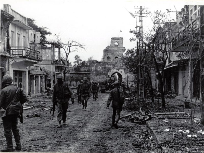 55c. The Tet Offensive
