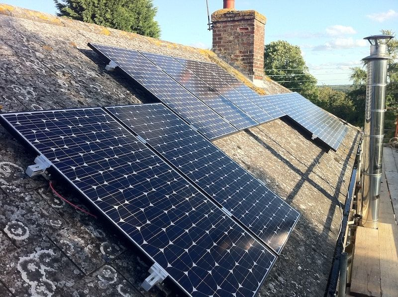 Solar Pv Richmond Surrey Mrs K Solar Pv Solar Richmond Surrey