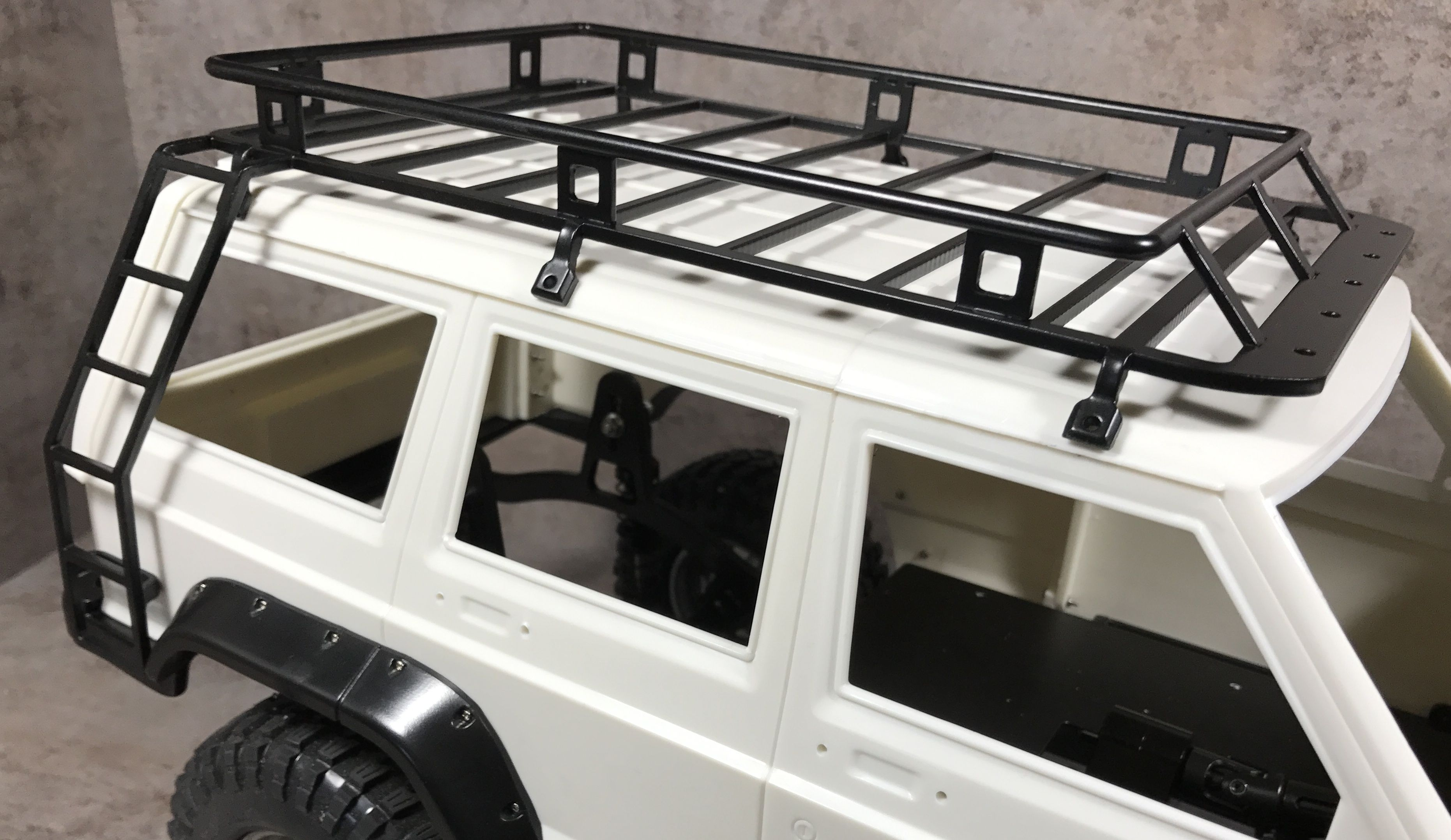 Roof Rack Frame Expedition Ii Roof Rack Ladder For Jeep Xj Mex Rcmodelex Specialized For Rc Rock Crawling Tr Jeep Xj Jeep Cherokee Roof Rack Roof Rack