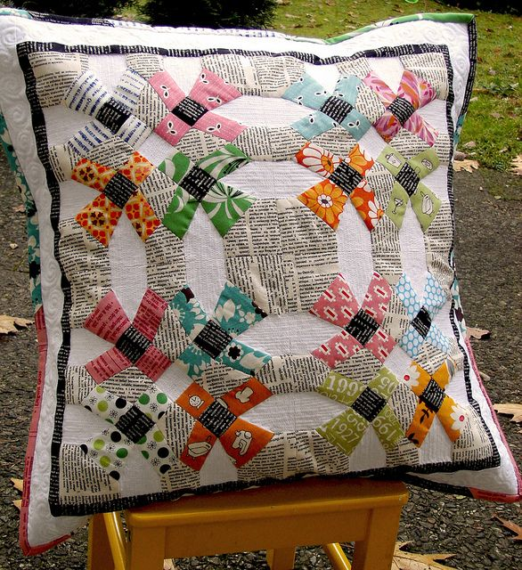 finished pillow pts9 by hanies, via Flickr