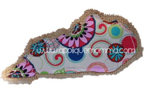 Shabby kentucky applique design designs i need an excuse to