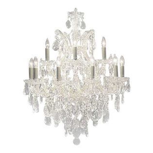 The Gallery Chandelier Lighting Crystal Chandeliers H30 X W28 A Great European Tradition Nothing Was E Crystal Chandelier Silver Chandelier Crystal Trim